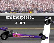 Dragster Auto online spiele